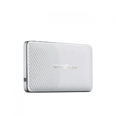Harman Kardon Esquire Mini - White Wireless, portable speaker and conferencing system