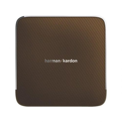 Harman Kardon Esquire Portable Wireless Speaker and Conferencing System (Brown)