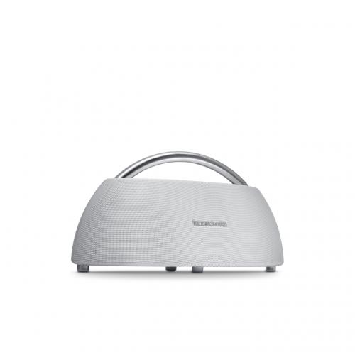 Harman Kardon Go + Play Portable Bluetooth Wireless Speaker (White)