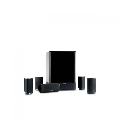 Harman Kardon HKTS 15-Z 5.1 Home Theater Speaker System w/ 100W Subwoofer