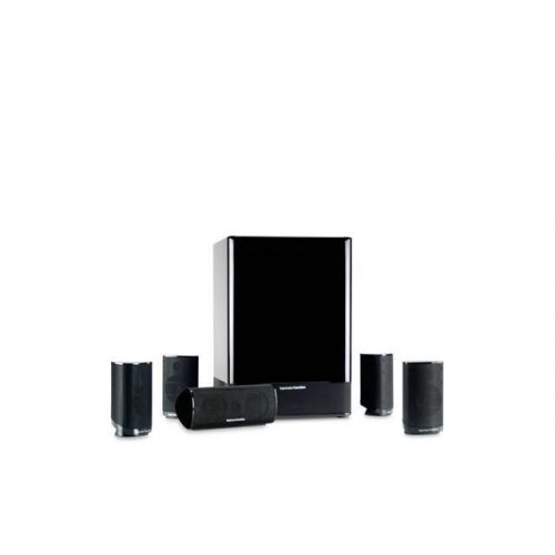 Harman Kardon HKTS 15-Z 5.1 Home Theater Speaker System w/ 100W Subwoofer