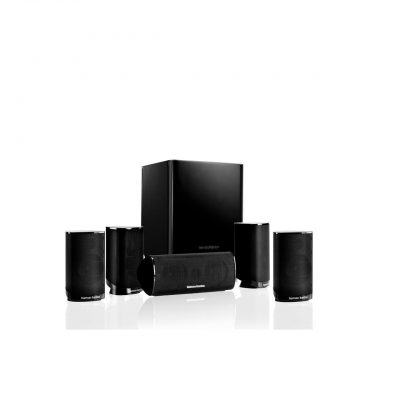 Harman Kardon HKTS 9 - 5.1 Channel Home Theater System Black  (Refurb)