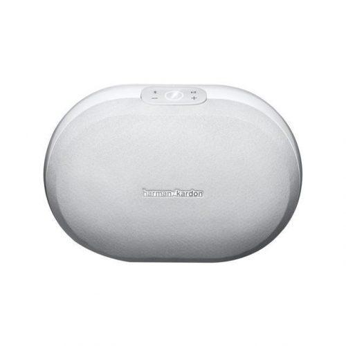Harman Kardon Omni 20 Speaker System - 60 W RMS - Wireless Speaker - White