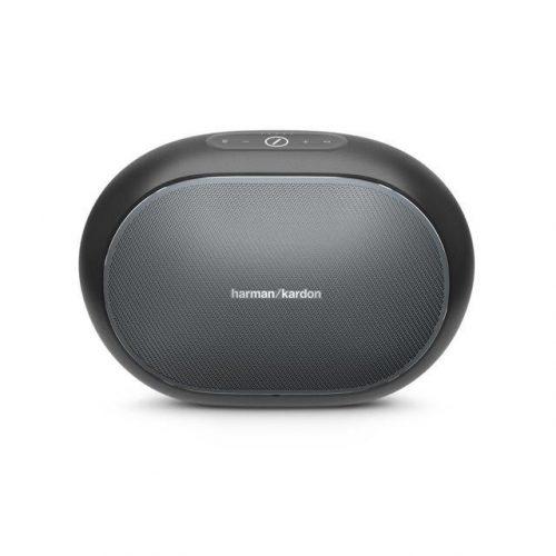 Harman Kardon Omni 50+ Wireless HD Indoor/Outdoor Speaker with Rechargeable Battery (Black)