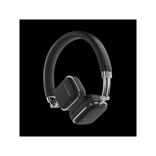 Harman Kardon Soho Wireless On-Ear Headphones with Bluetooth (Black)