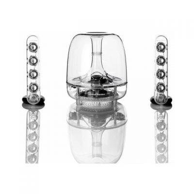 Harman Kardon Soundsticks Wireless Bluetooth Enabled 2.1 Channel Speaker System
