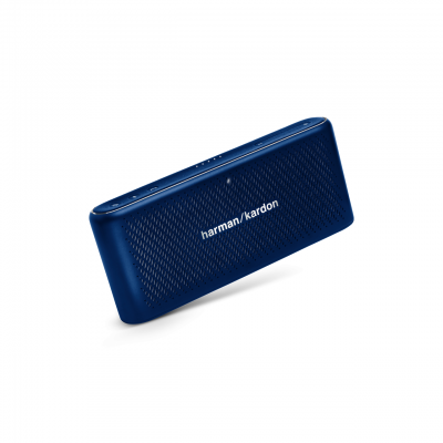 Harman Kardon Traveler All-in-One Travel Speaker - Blue