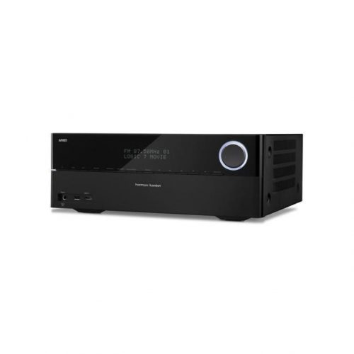 Harman Kardon - USB HDMI Home Audio Receiver AVR 2700 Black (refurb)