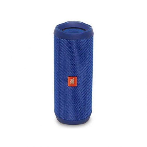 jbl flip 4 waterproof portable bluetooth speaker blue