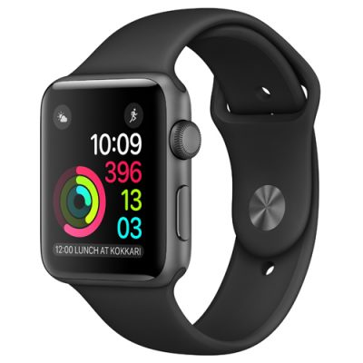 apple watch series 2 space gray