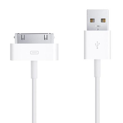 Apple 30-pin to USB Cable iPhone 4