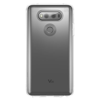 Speck Presidio Clear Slim Protection Case For Lg V20