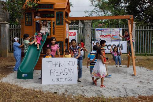 Kabataan Charity Reagan Wireless