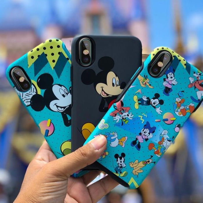 OtterBox Symmetry Totally Disney Case Apple iPhone XS – X Rad Mickey