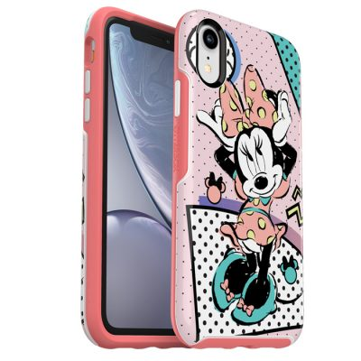 OtterBox Symmetry Totally Disney Case Apple iPhone XR Rad Minnie